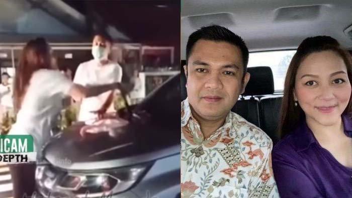 Lihat Istri Sah Terseret Mobil, Terkuak Reaksi Selingkuhan James, Angel Diusir di Tengah Jalan