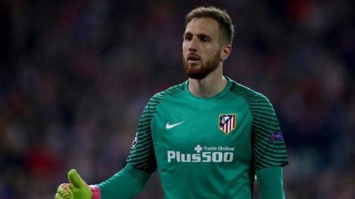 Jan Oblak Perpanjang Kontrak Bersama Atletico Madrid Hingga 2023