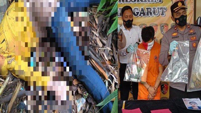 Pengakuan Pelaku yang Tusuk Tubuh Pacarnya Pakai Bambu: Dicekik, Lalu Dibanting