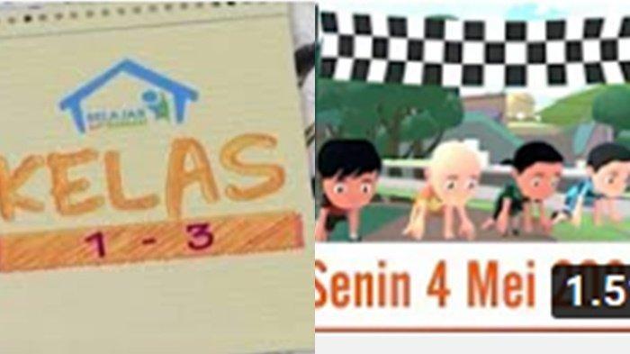 Jawaban Kelas 1-3 SD, Senin 4 Mei: Tuliskan 3 Hal Baik Teman Wayan dalam Membantu Persiapan Lomba