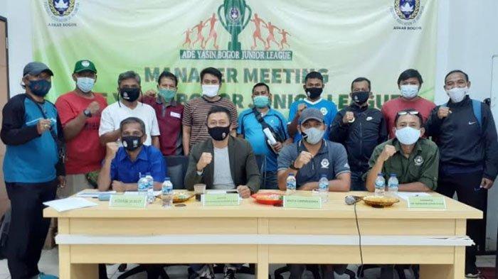 PPKM Kabupaten Bogor Ada Kelonggaran, Turnamen Bogor Junior League Siap Kembali Dilanjutkan