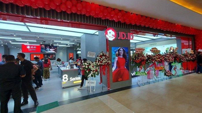 Tawarkan Pengalaman Belanja Baru, JD.ID Buka Gerai Offline di AEON Mall Sentul City
