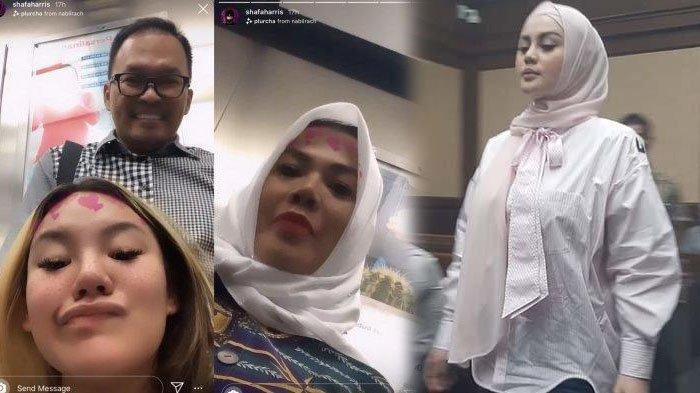 Kata Jennifer Dunn Soal Faisal Harris Ketemu Mantan Istri Saat Temani Shafa: Gw Pusing Dengernya Deh