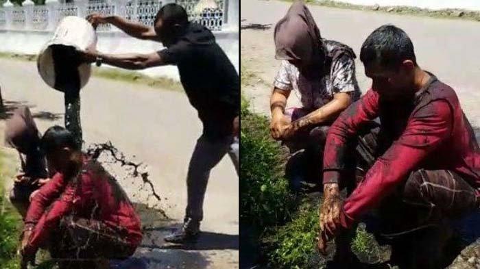 Jelang Mudik, Pasangan Haram Ini Kepergok Zina 5 Kali di Kosan saat Sahur, Dihadiahi Air Comberan