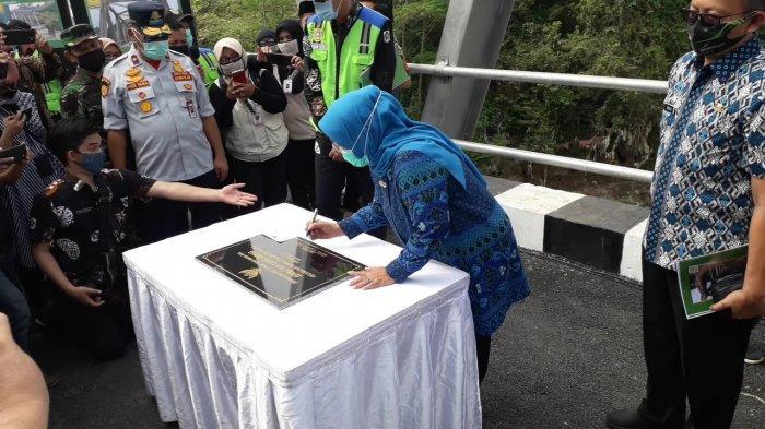 Dibangun Selama 102 Hari, Jembatan Gerendong Bogor Telan Dana Rp 16,5 Miliar