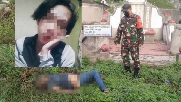 Pengakuan Pelaku Bunuh Pacarnya saat Bercinta di Kuburan, Korban: Bang ke Tempat Sepi Yok