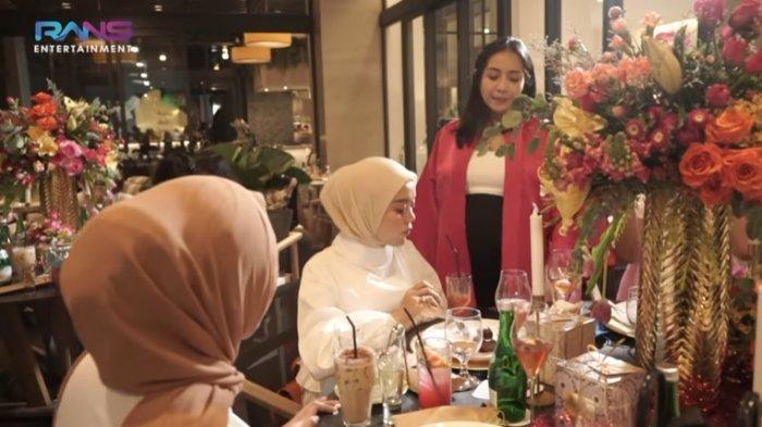 Lesty Lahiran Setelah Nagita, Aurel Keceplosan Ungkap Jenis Kelamin Anak Billar : Aku Cewek Sendiri