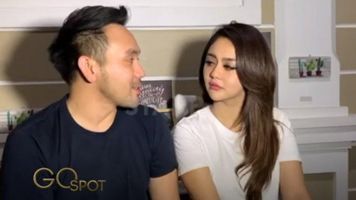 Jenita Janet dan pacar barunya, Danu Sofyan