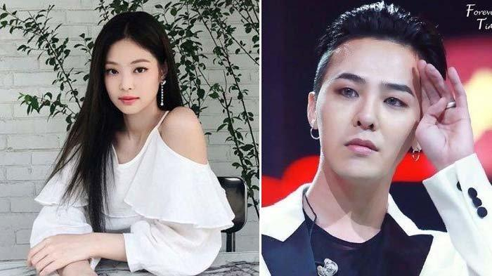 Jennie BLACKPINK dan G-Dragon Bigbang Diisukan Pacaran, Sudah Jalin Asmara Selama 1 Tahun