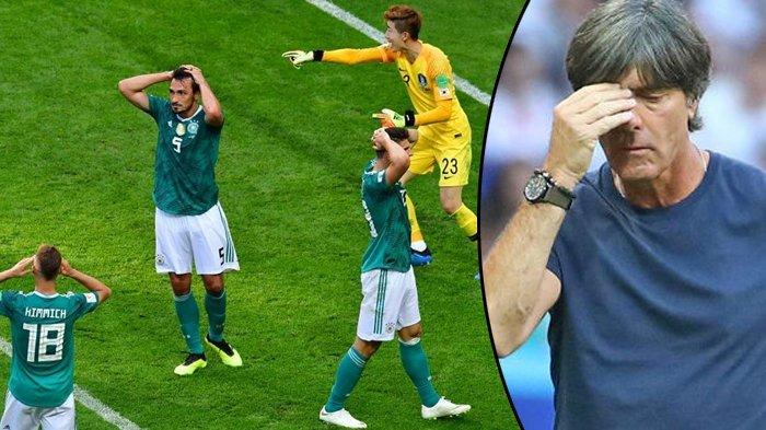Negaranya Gagal Lolos Fase Grup, Pelatih Jerman Beri Alibi Ini Soal Kekalahan dari Korea Selatan