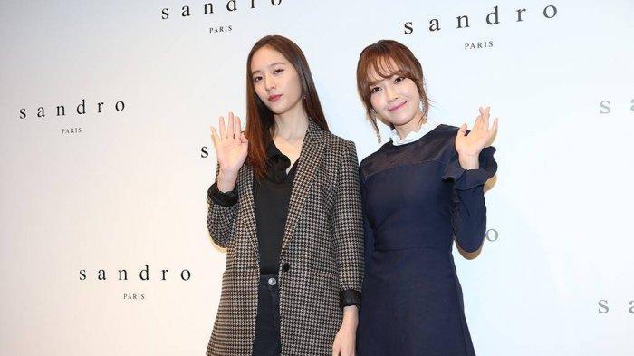 Jessica Jung Sebut Teman-teman Adiknya Membosankan, Krystal Blak-blakan Sebut Ini Penyebabnya