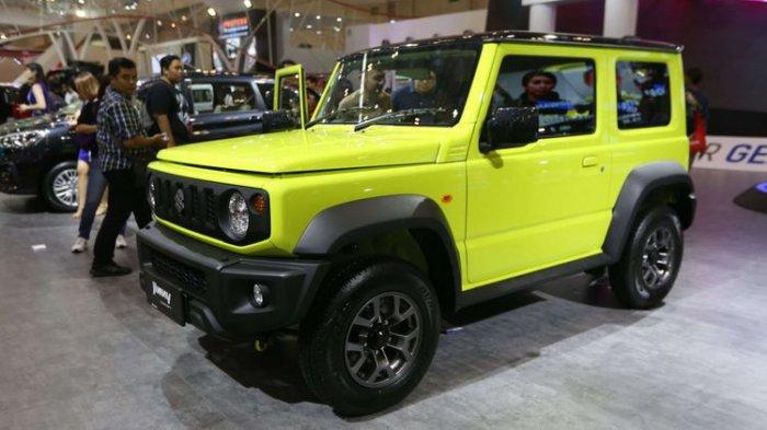 Suzuki Jimny Dipastikan Akan Launching di Indonesia pada Bulan Juli, Ini Bocoran Harganya