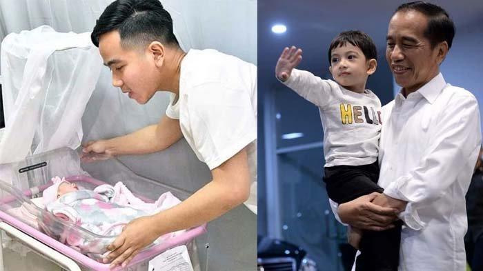 Nama Cucu Jokowi La Lembah Manah Jadi Sorotan, Ini Panggilan Sayang Jan Ethes untuk Adik Pertamanya