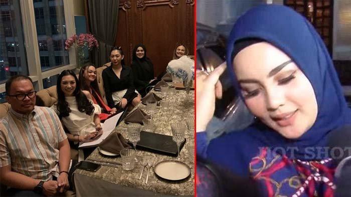 Makan Malam Bareng Faisal Harris, Sarita Abdul Mukti Kasih Sindiran Menohok untuk Jennifer Dunn