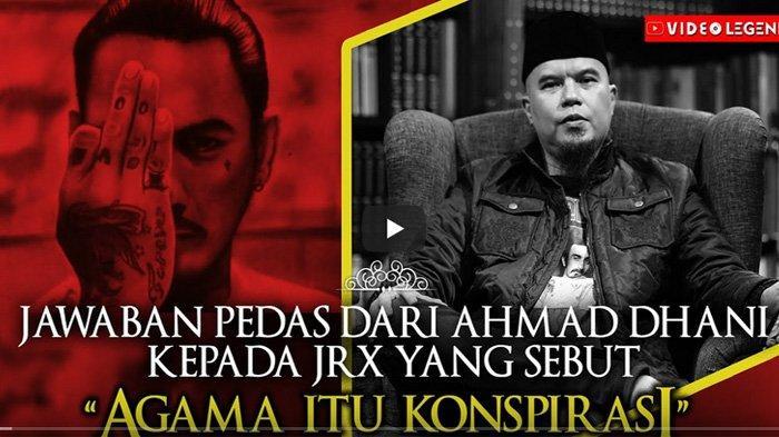 Pesan Jerinx untuk Al Ghazali, Ahmad Dhani : Saya Senang Dapat Konten