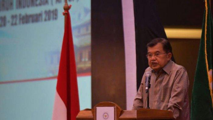 Jusuf Kalla Anggap Tuduhan Petugas KPPS Diracun Itu Berlebiban