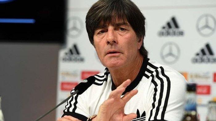 Gabung di 'Grup Neraka' Euro 2020, Tantangan Berat untuk Pelatih Jerman Joachim Loew Jelang Pensiun