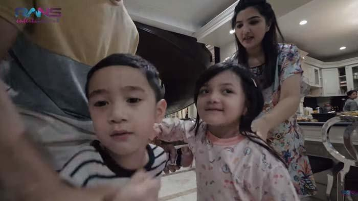 Dijodohin Sama Rafathar, Ini Kata Arsy Soal Kegantengan Putra Nagita, Anang dan Raffi Ahmad Histeris