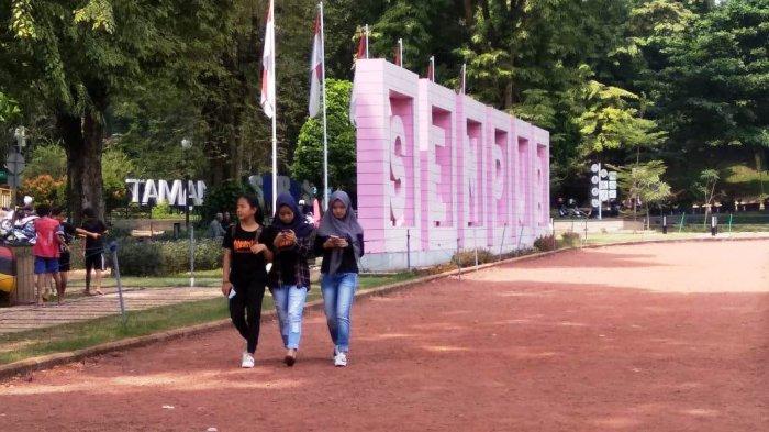 Akan Direvitalisasi, Begini Bentuk Jogging Track di Lapangan Sempur