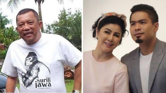 Mantan Istri Dirundung Masalah, Ini Sosok Johan Bukit, Ayah Bams Ternyata Tak Kalah Hebat dari Hotma