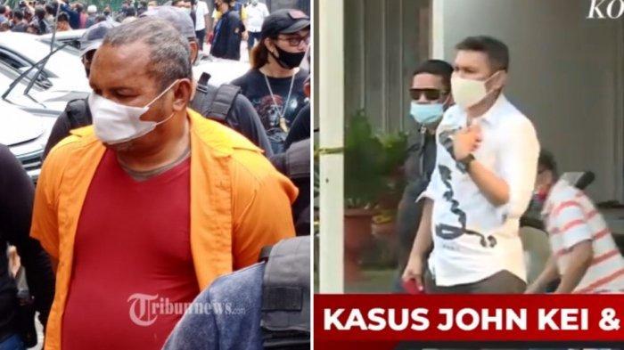 Ayahnya Ditangkap, Putri John Kei Minta Maaf : Saya Mempunyai Harapan yang Sangat Besar