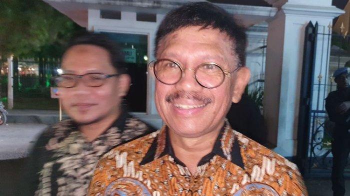 Jokowi Minta TKN dan TKD Tidak Bubar, Johnny G Plate : Kalau yang Menang Melanjutkan Tugasnya