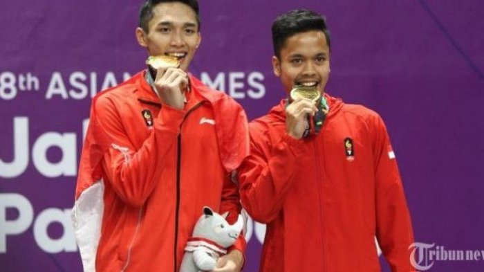 Live Streaming Final Australia Open 2019: Jonatan Christie vs Anthony Ginting - All Indonesian Final