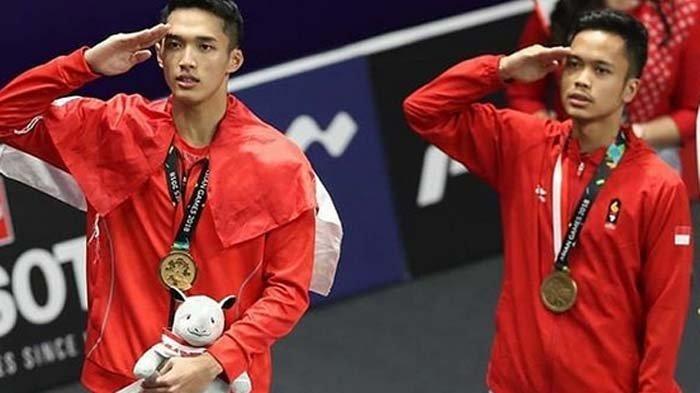 Hasil Fuzhou China Open 2018 - Benamkan Jonatan Christie, Anthony Ginting Lolos Perempat Final