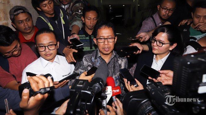 Plt Ketua Umum PSSI, Joko Driyono Jadi Tersangka, Dijerat Karena Pengrusakan Barang Bukti