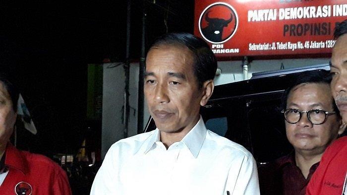 Beredar Nama-nama Calon Menteri Jokowi, Nama AHY Hingga Sandiaga Uno Disebut