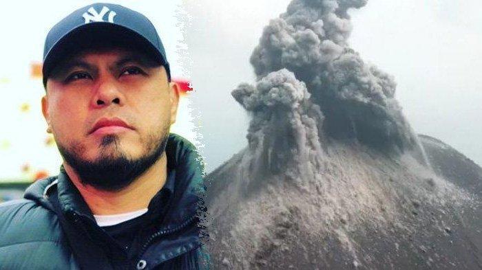 Gunung Anak Krakatau Erupsi, Joko Anwar Dengar Dentuman Aneh, Arie Untung : Kayak Bukan dari Bumi