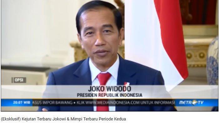 Jokowi Jadi Inspektur Upacara HUT Bhayangkara Ke-74 secara Virtual