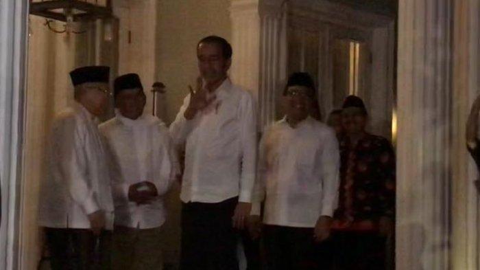 Jokowi-Ma'ruf Amin Akan Sampaikan Pidato atas Putusan MK di Halim Perdanakusuma