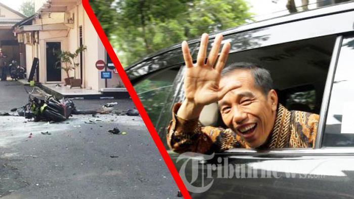 Bom Bunuh Diri di Kota Asal Presiden Jokowi, Pengamat : Ini Bentuk Penghinaan Terhadap Pemerintah