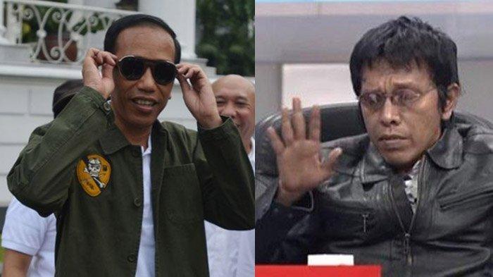 Temui Presiden Jokowi, Adian Napitupulu Bicarakan Ekonomi hingga Penanganan Pandemi