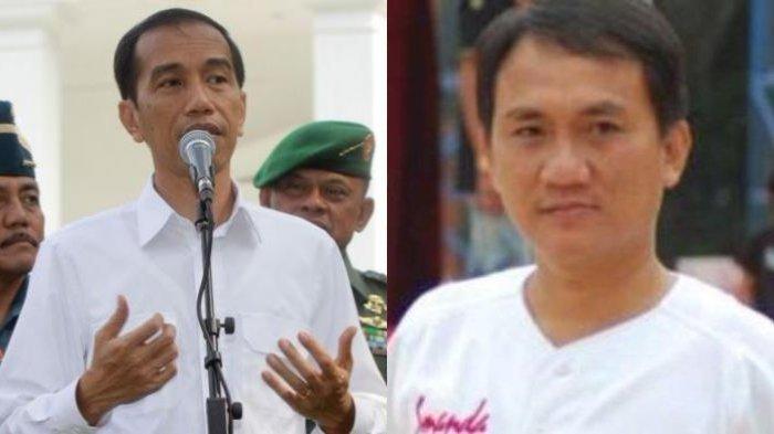 Usulkan Presiden Jokowi Berkantor di NTB, Andi Arief : Perkawinan Putranya Saja Jokowi Pindah Kantor