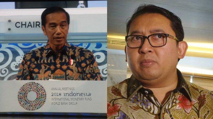 Iuran BPJS Kembali Naik, Fadli Zon Minta Jokowi Batalkan: Rakyat Sudah Jatuh Tertimpa Tangga Pula