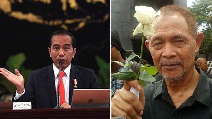 Jokowi Nilai Aksi Demo Kreatif, Goenawan Mohamad: Ada yang Ingin Presiden Dijauhkan dari Mahasiswa