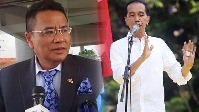 Buktikan Pernyataan Saat Debat, Hotman Paris Tagih Janji Jokowi Selesaikan Kasus Hukum Wong Cilik