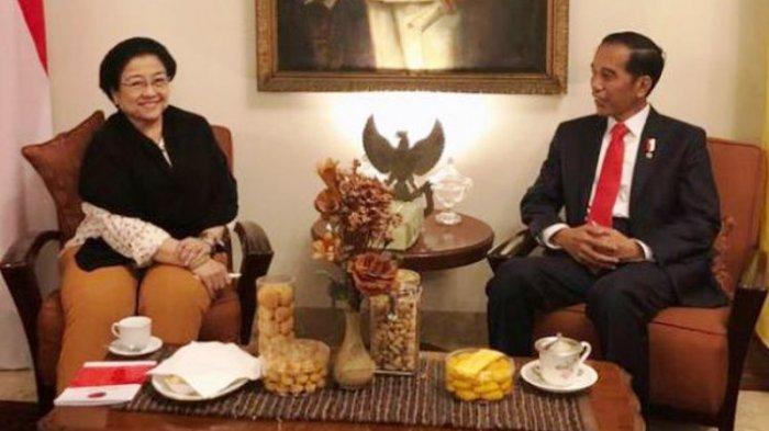 Besok Siang, Presiden Joko Widodo Akan Melantik Megawati Soekarnoputri