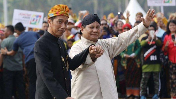 KPU Tetapkan Capres-Cawapres Terpilih Hari Ini, Jokowi & Prabowo Akan Bertemu?