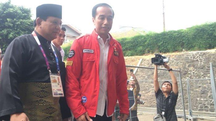 Angka 'Kramat' Nomor Urut Capres Jokowi Vs Prabowo, Gerindra Sebut Bawa Keberuntungan