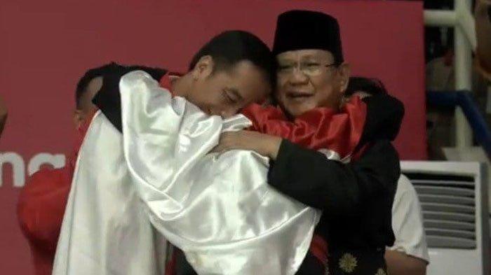 Ajak Jokowi Prabowo Pelukan, Hanifan Ingin Mempererat Silaturahmi