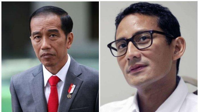 Wirang Birawa Ramal Jokowi di Pilpres 2019, Peluang Sandiaga di Pilpres 2024: Pendamping Harus Tepat