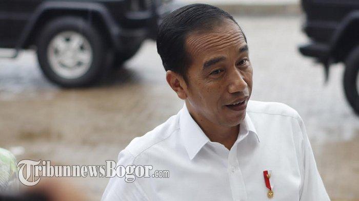 Jokowi Ingatkan Polri Ungkap Kasus Novel Baswedan dalam Hitungan Hari