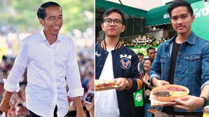 Foto Wisuda Jokowi Dituding Editan, Kaesang dan Gibran Tanya Ini ke Ayah : Wah Palsu ya Pak?