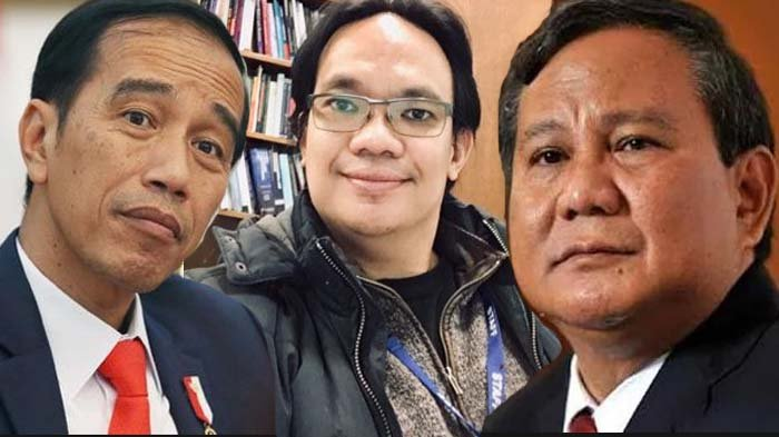 Ditanya Capres yang Akan Dipilih Jokowi Atau Prabowo, Gus Nadir Sebut Tergantung Kelakuan Pendukung