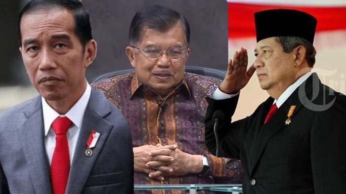 Jabat Wapres 2 Kali, Enak Dampingi Jokowi atau SBY? Jusuf Kalla Blak-blakan di Depan Najwa Shihab