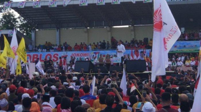 Jokowi-Maruf Amin Dijadwalkan Akan Kampanye Terbuka di Jawa Barat Besok
