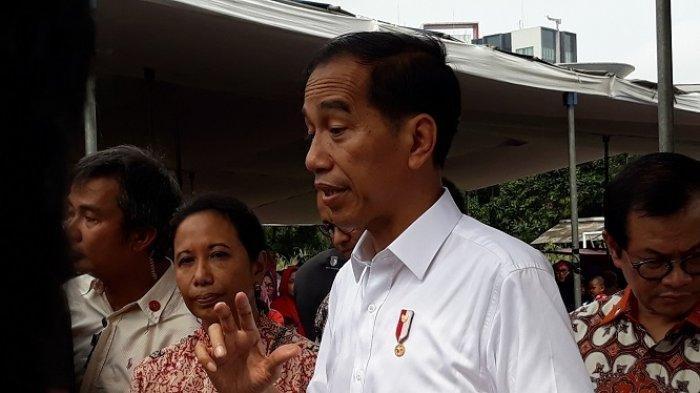 Jokowi Akui Elektabilitasnya Sempat Turun 2 Persen di Jawa Tengah